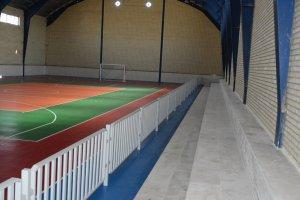 افتتاح سوله ورزشی بحران شهرداری ملارد در روستای قبچاق به روایت تصویر