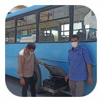 آغاز اجرای عملیات بازسازی اتوبوس های فرسوده