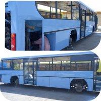ادامه روند طرح بازسازی اتوبوس های فرسوده سازمان حمل و نقل