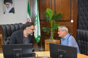 جلسه شورای سیاستگذاری و برنامه ریزی به ریاست کولیوند شهردار ملارد برگزار گردید