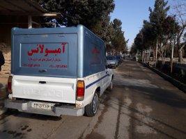 اضافه شدن یک دستگاه آمبولانس به سازمان مدیریت آرامستانها