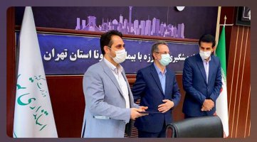 تجلیل استاندار تهران از مدیر روابط عمومی شهرداری ملارد