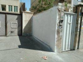 پروژه زیبا سازی در  خیابان ۲۰ متری مارلیک